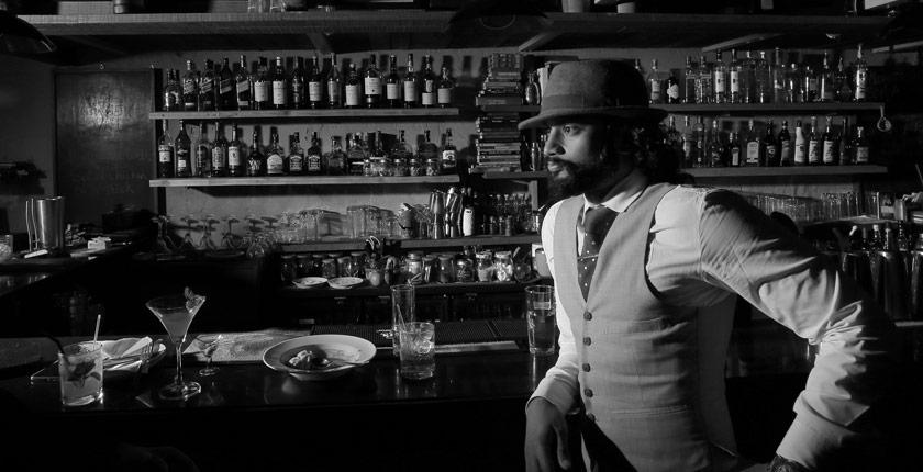 Cocktails & Dreams, Speakeasy