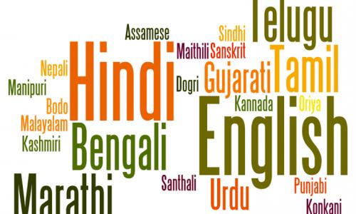 Language-in-India