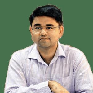 Municipal Commissioner Vinay Pratap Singh
