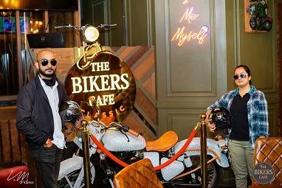 The Bikers Cafe Gurgaon