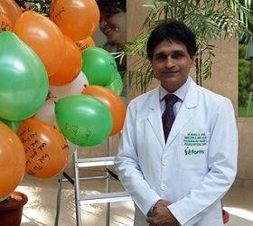 Dr Manoj Kumar Goel