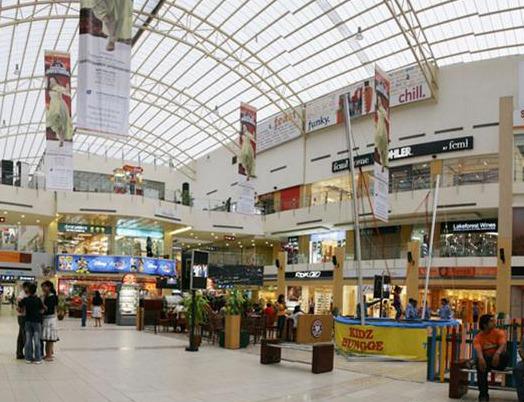 MGF Megacity Mall in Gurgaon