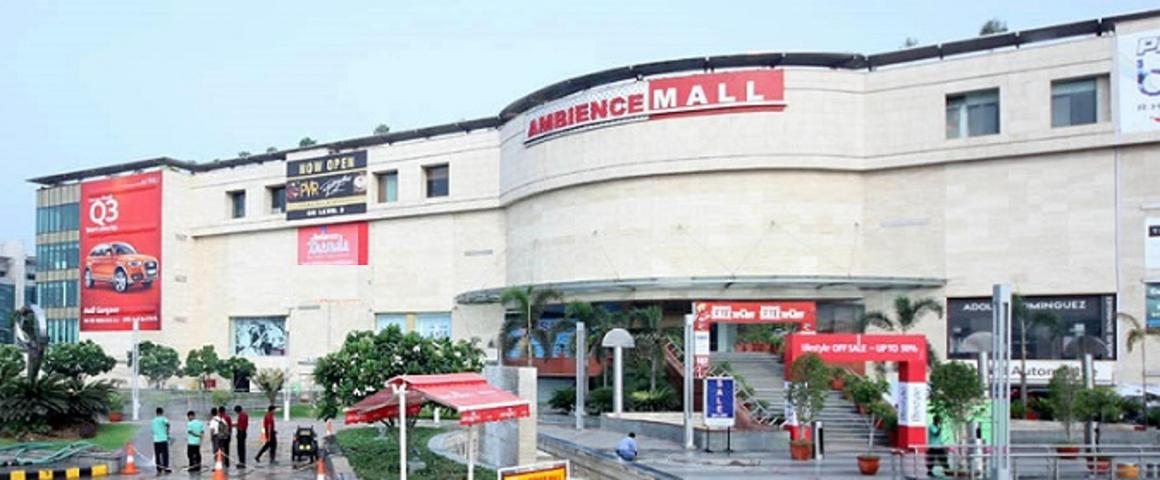 Ambience Mall in Gurgaon