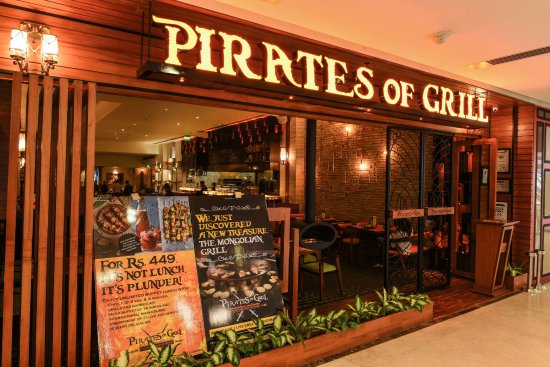 Pirates of Grill in Gurgaon