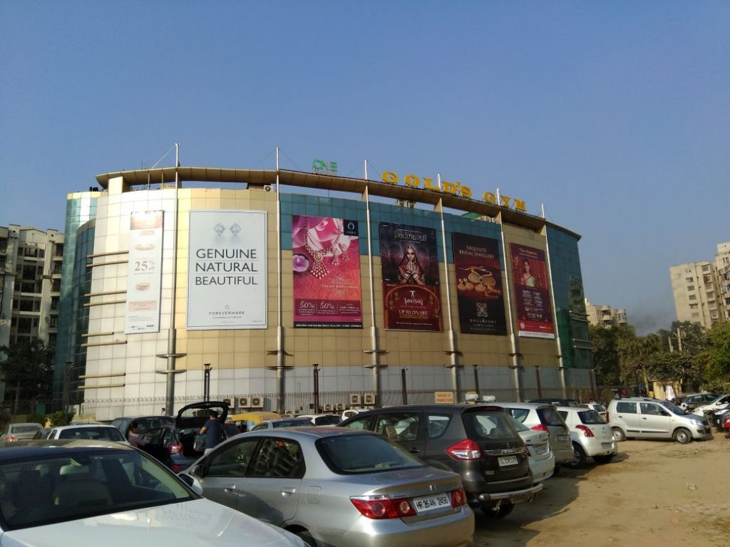 Gold Souk Mall Gurgaon